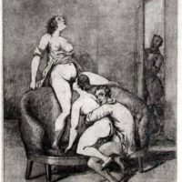 Prompt #8 … Drawing by Francisco José de Goya
