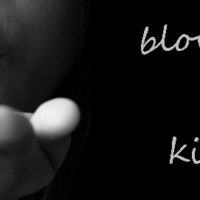 Prompt #20: Blowing a kiss…