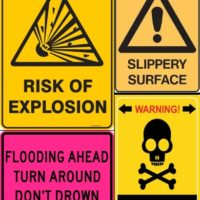 Prompt #61: Warning signs