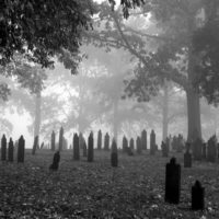 Prompt #138: Graveyards/Cemeteries