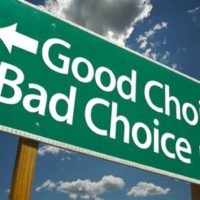 Prompt #210: Choices