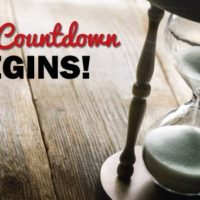 Prompt #228: Countdown