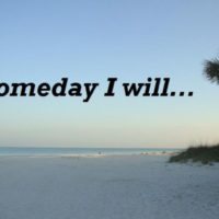 Prompt #328: Someday