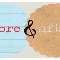 Prompt #345: Before & After