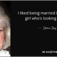 Prompt #368: Doris Day – A guy is a guy…