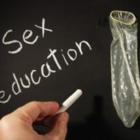 Sex education – then & now