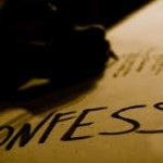 Confessions and confessing