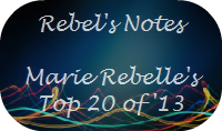 Rebel's Top 20 Blogs of '13