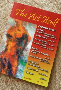 The Act Itself - front cover