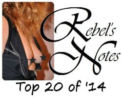 Rebel's Top 20 Blogs of '14