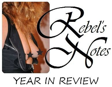 2014: Rebel's year in review (July - December)