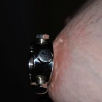 Ring of Tears Nipple Clamp