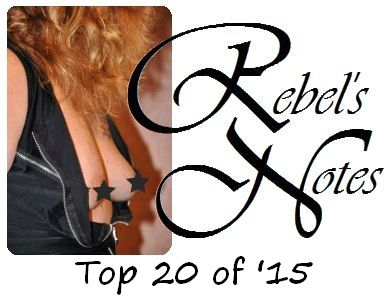 Rebel's Top 20 Blogs of '15
