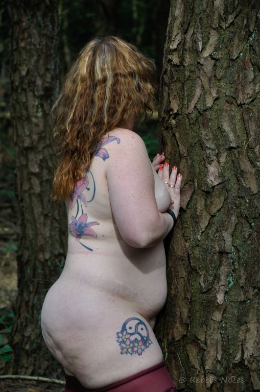 20151003 (95wm) naked in nature