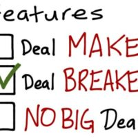Deal-Breakers… This Turns Me Off