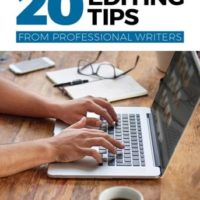 Edit & Improve Your Writing