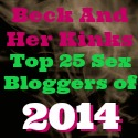 Top 25 list of Beck 2014