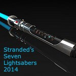 Stranded's Light Sabers 2014