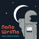 NaNoWriMo 2016… Almost!