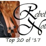 Rebel's Top 20 Blogs of '17