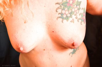 naked breasts