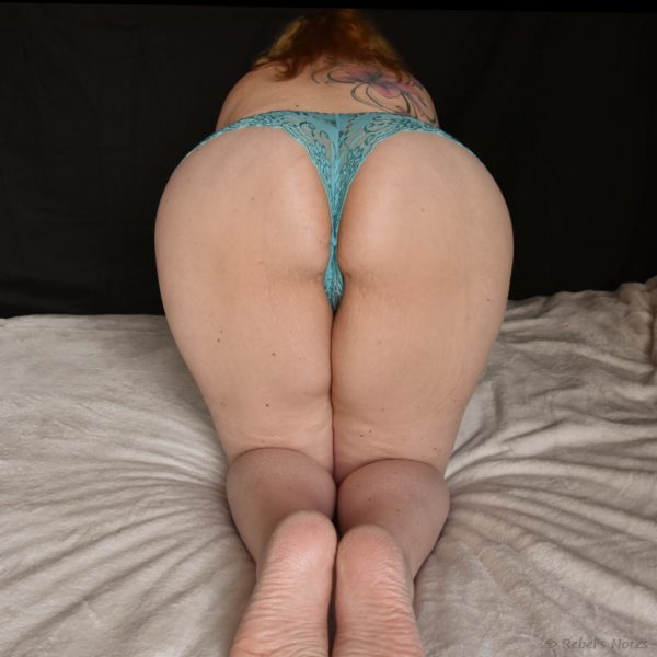 blue bottom