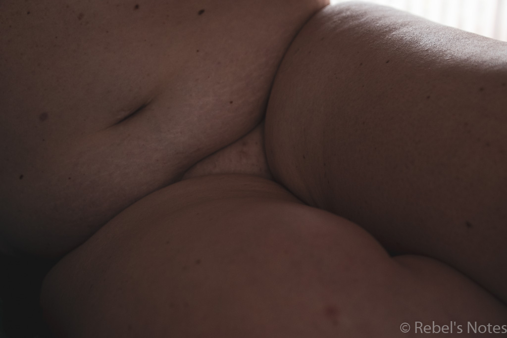curves, up close and personal