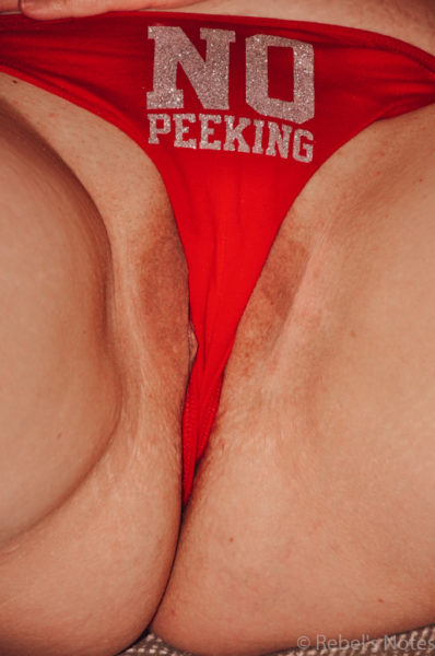 panties no peeking