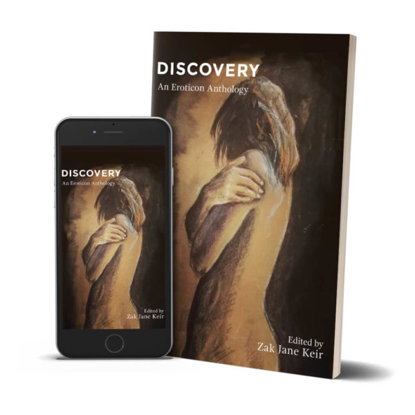Front cover of book Discovery, An Eroticon Anthology