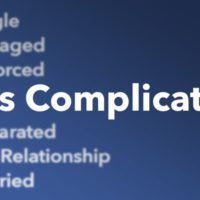 It's complicated…