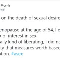 Death of Sexual Desire