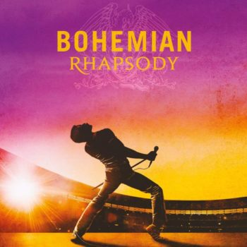 The cover of the single by Queen - Bohemian Rhapsody