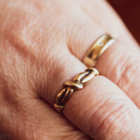 No family heirloom, but… those rings…