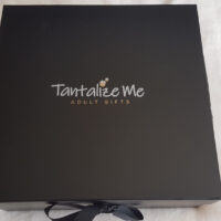 The Edge BDSM box by Tantalize Me