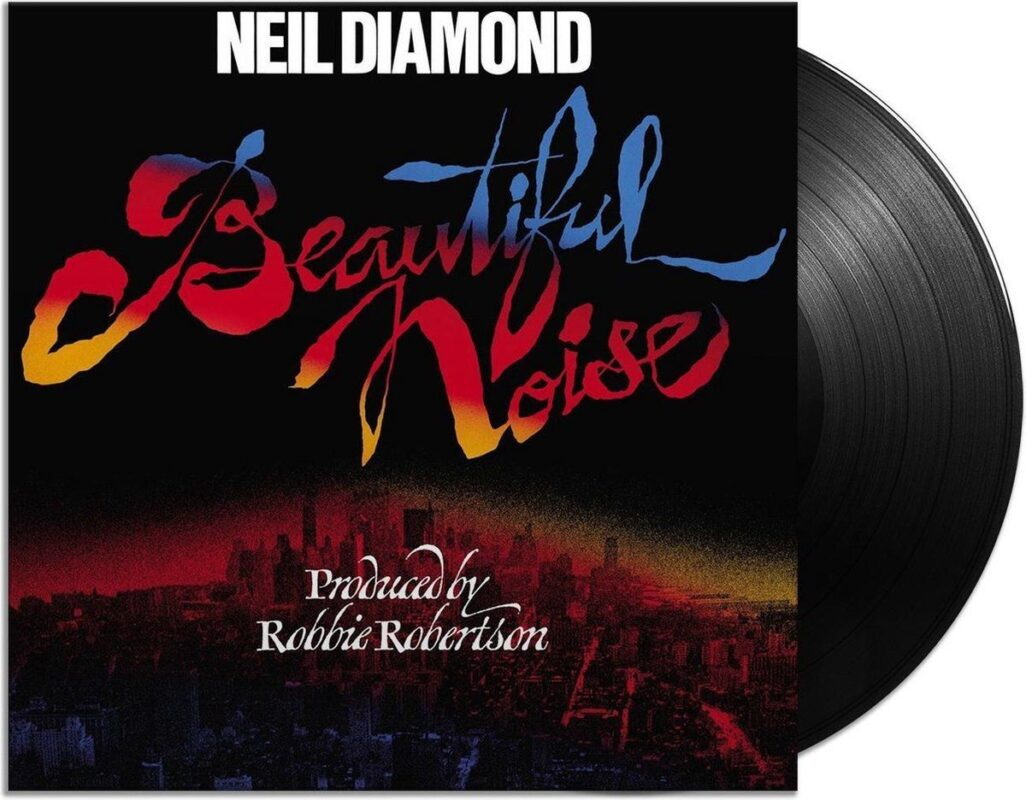 An image of the album cover of Beautiful Noise by Neil Diamond.